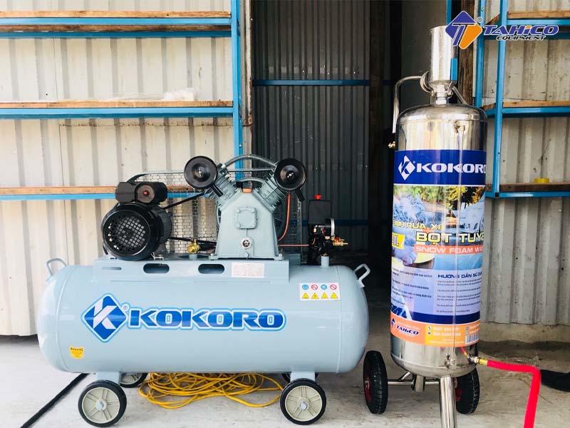 máy nén khí kokoro tại hội an